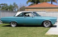 Todd Keen's 1965 Plymouth Satellite