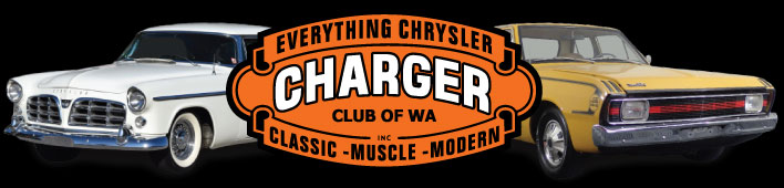 Charger Club of WA Logo