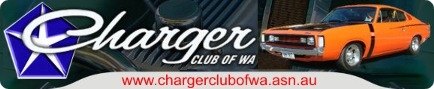 Charger Club Banner